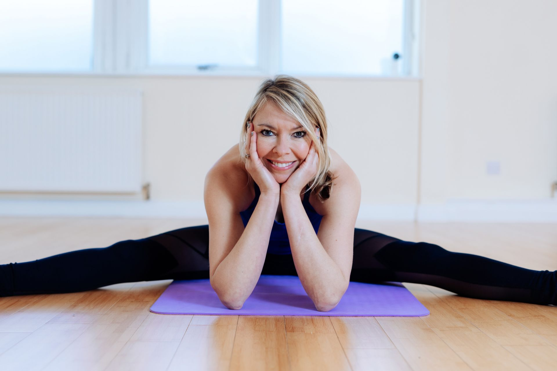 Diane Lee of Bath Yoga Studio
